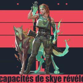 L'Agent Valorant Skye est révélé : capacités, date de sortie, et plus .