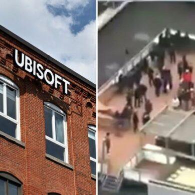 """Bureau d'Ubisoft à Montréal: """" Aucune menace """" identifiée par la police"""