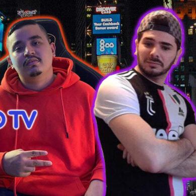 Nimo TV : Le Stream de VODKA funky et Psiko YT pourrait être diffusé sur les grands écrans de Times Square