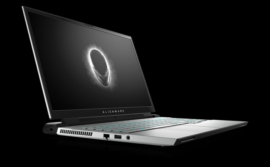 alienware m17 r4 white with tobii faced right 100872612 large