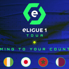 "FIFA 21: Morocco figures among the 6 countries participating in the ""E-LIGUE 1 TOUR"" !"