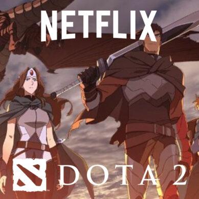 Dota Dragon's Blood : la nouvelle série de Valve en première sur Netflix le 25 mars !