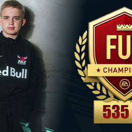 "FIFA 21: Le fameux ""win streak"" d'Anders Vejrgang a pris fin ce week-end"