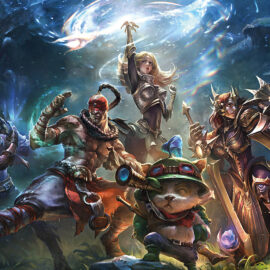 League of Legends : patch 11.6 preview !