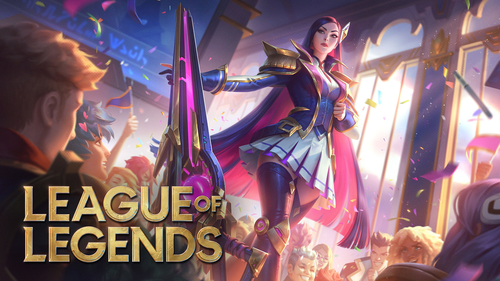 league of legends patch 11.6 early lol notes battle academia xin zhao rework caitlyn legendary