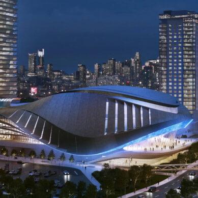 Un nouveau stade E-sport à Toronto d'une valeur de 500 million de dollars !