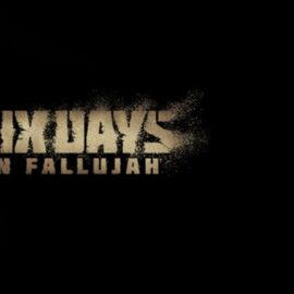 L'éditeur de Six Days in Fallujah a récemment déclaré que le jeu est inséparable de la politique