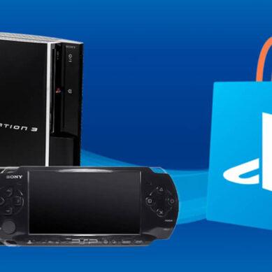 Sony fermera sa PlayStation Store pour PS3 en juillet et Vita en août
